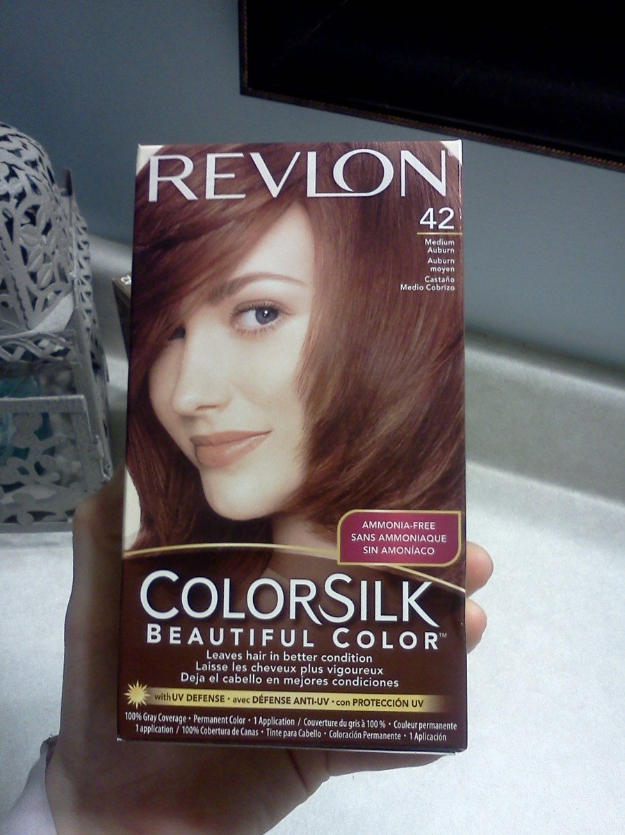 Things I Do To Save Money: Home Hair Dye