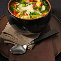Cool Night Quick Meal: Falling for You Veggie Soup