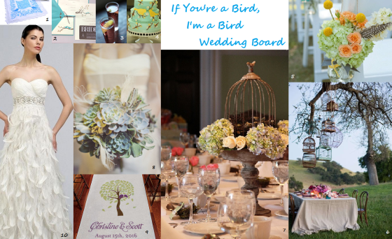 weddingboardbird